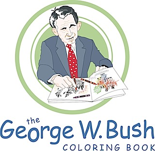 The George W. Bush Coloring Book